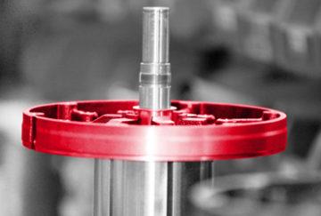Pompe à vide à palettes rotatives